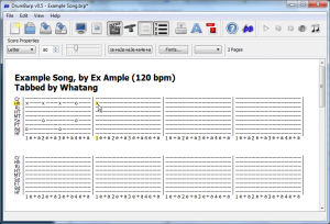 Adding repeated notes