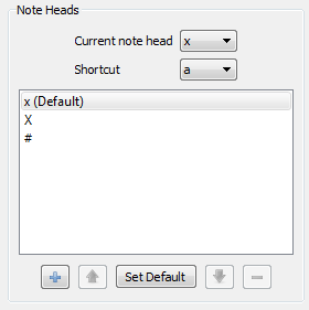 Kit Editor Note Heads