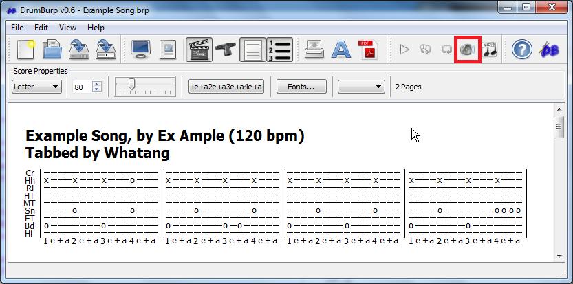 Mute MIDI toggle